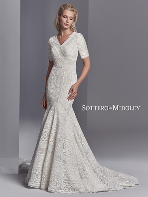 Sottero and Midgley Wedding Dress Cooper Rose