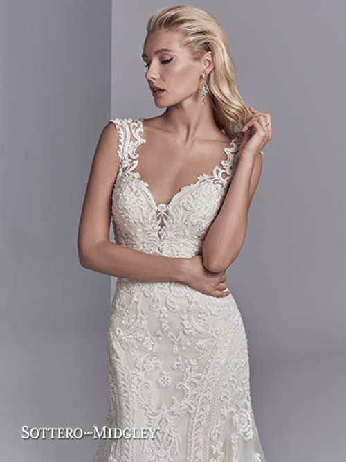 Sottero and Midgley Wedding Dress Channing Rose