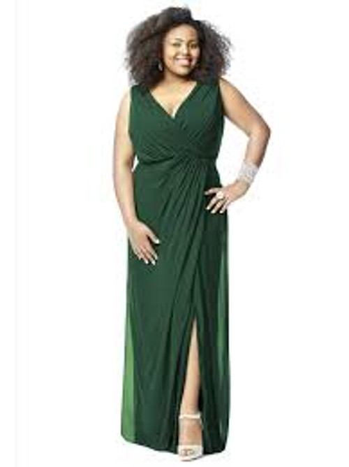 Lovelie Plus Size Bridesmaid Dress 9006