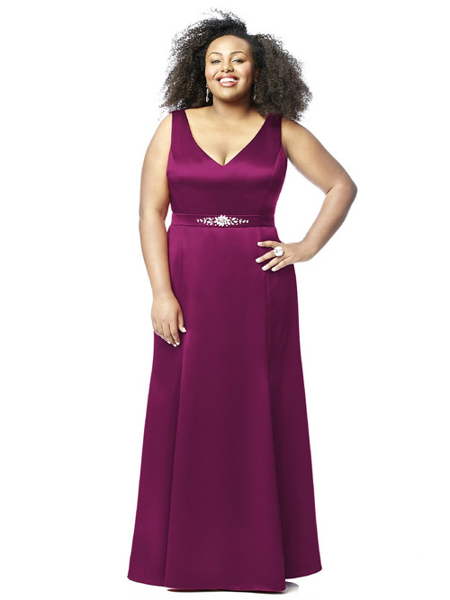 Lovelie Plus Size Bridesmaid Dress 9011