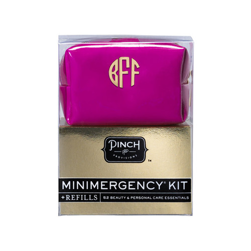 MONOGRAM MINIMERGENCY® KIT + REFILLS