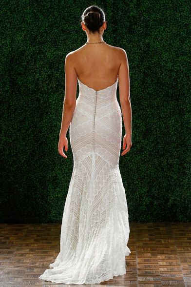 wtoo wedding dress pippin