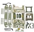 Hughes / Edelbrock FI Airgap Aluminum Intake Manifold Kit for Small block 5.2/5.9 Magnum Engine