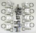 Premium 408 Stroker Kit Low Compression Balanced Rotating Assembly 360 Block