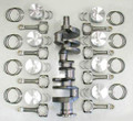 Premium 408 Stroker Kit Mid Compression Balanced Rotating Assembly 360 Block