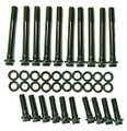 """Head Bolts LA 318-360 Magnum 5.2/5.9 with RHS/Indy """"X"""" Heads"""