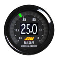 AEM Electronics Wideband Failsafe Air/Fuel Ratio Boost Gauge--Shipping Included