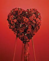 RED FULL HEART