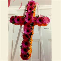 GERBERA CROSS