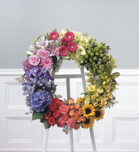 FOREVER LOVED WREATH