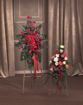 YOUR ROSE SYMPATHY- 2 PIECE SPEICAL- ON SALE WAS $210