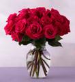 Martha Stewart Fuschia Rose Bouquet
