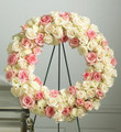Rose Standing Wreath