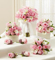 Bridal Party Personal Package in Pink