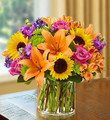 Floral Embrace (Medium)