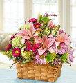 Spring Garden Basket (Medium)