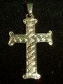 PLETER CROSS, 14K YELLOW Gold (3.67grams): SECOND PRICE DROP! SOLD OUT!