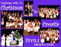 DVD ~ ZIVILI ~ Christmas in Croatia ~ RE-STOCKED!