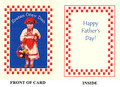 Father's Day Cards ~Girl ~