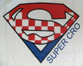 "T-Shirt: Toddler Unisex ~ ""Super Cro"" with title ~ Sizes: 2T"
