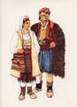 *Vladimir Kirin Costume Prints ~ Imported from Croatia: Mostar, Bosnia