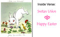 CROATIAN EASTER CARDS ~ By Josip Generalić ~ Limited Quantity Available!