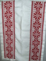 ****Cross Stitch Embroidery for Croatian Blouse, Handmade: Available for ONE BLOUSE (2 sleeves) ONLY!