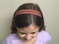 Prigorje Trim Headband, Top View