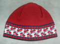 ****Stocking Cap Imported from SLAVONIJA, Croatia, One-of-a-Kind: NEW! (Red) Size L-XL   SOLD!