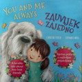 """You and Me Always""  (Zauvijek Zajedno): Children's Book in Croatian and English   SOLD OUT!"