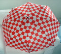 Collapsible Šahovnica Kišobran (Umbrella), Imported from Croatia: NEW! SOLD OUT!