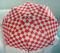 Collapsible Šahovnica Kišobran (Umbrella), Imported from Croatia: RE-STOCKED!