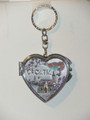 ****Keychain: St. Mark's Church with Double Mirror: NEW! Imported from Croatia!