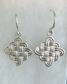 **PLETER Earrings, 4.77g Sterling Silver,  Designed in and Imported from Croatia: NEW and ELEGANT!