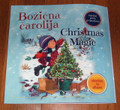 """Christmas Magic"" (Božićna čarolija): Children's Book in Croatian and English: NEW!"