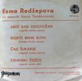 "*VINYL RECORD: ""Cigan Pesme"" by Esma Redžepova, ONE AVAILABLE! COLLECTIBLE! 45 RPM (EPY-3112 JUGOTON)"