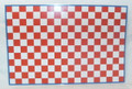 Reversible PLACEMAT in Šahovnica Design: NEW!