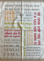 ****Croatian Cooking ~ Kitchen Towel ~ with MANY Croatian sayings pertaining to the KITCHEN! ~ NEW from Croatia! SOLD!
