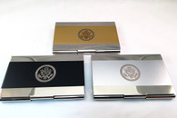 Business Card Case / DOS Logo