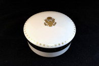 Pickard China Round Covered Box - Great Seal