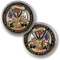 CORE VALUES - U.S. ARMY Commemorative Coin
