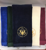 Golf Towels/ DOS Embroidered