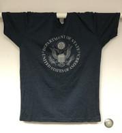 Tee Shirt /  DOS Logo Screen Printed