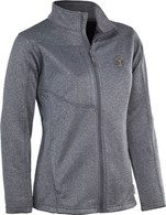 Ladies' FLASH Bonded Poly-Knit Jacket - DOS Logo