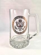 Gold DOS  15 oz. Beer Mug