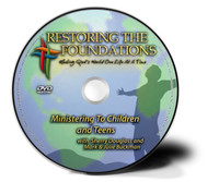 Ministering to Children & Teens DVD