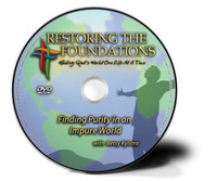 Finding Purity in an Impure World DVD