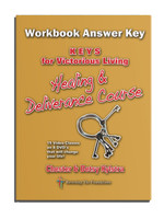 Healing & Deliverance Video Course Workbook Answer Key