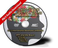 2013 Restoring The Foundations International Advanced Conference Mp3 Download