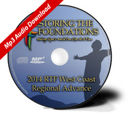 2014 Restoring The Foundations West Coast Advanced Conference Downloadable Mp3